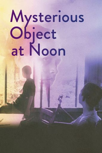 Mysterious Object at Noon Poster
