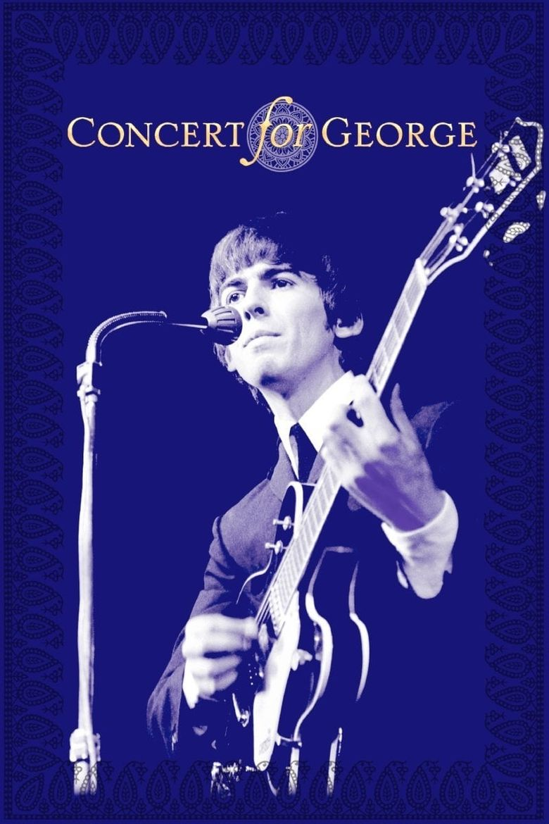 Concert for George Poster