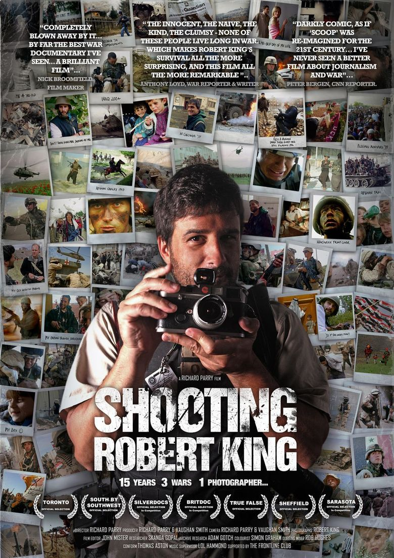 Shooting Robert King Poster