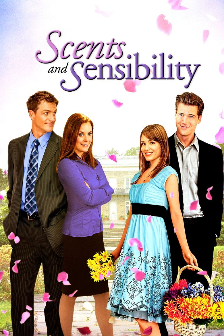 Scents and Sensibility Poster