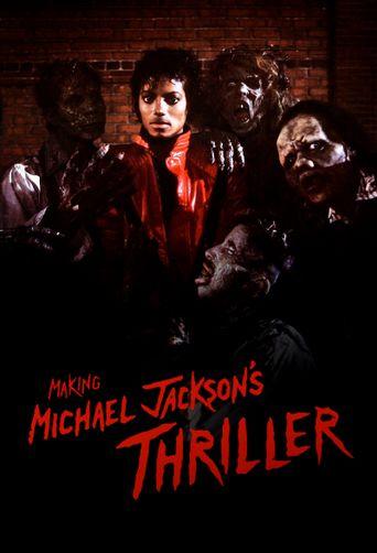 Making Michael Jackson's Thriller Poster