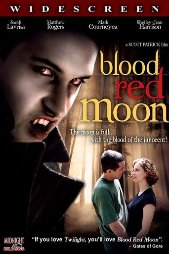 Blood Red Moon Poster
