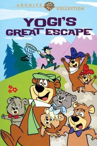Yogi's Great Escape Poster