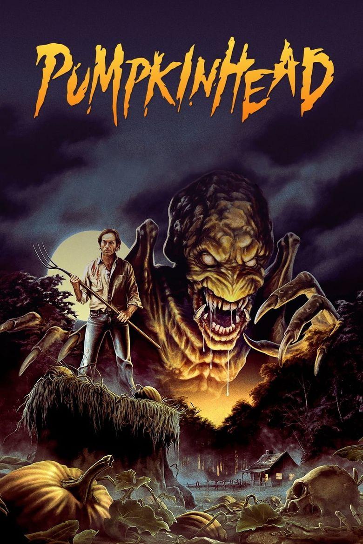 Pumpkinhead Poster