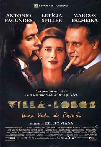 Villa-Lobos: A Life of Passion Poster