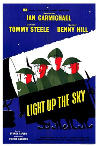 Light Up the Sky! Poster