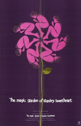 The Magic Garden of Stanley Sweetheart Poster