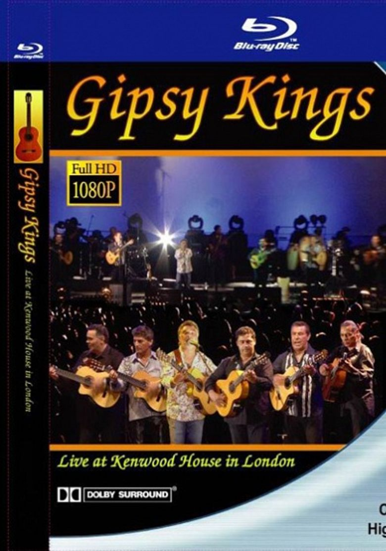 Gipsy Kings : Live at Kenwood House in London Poster