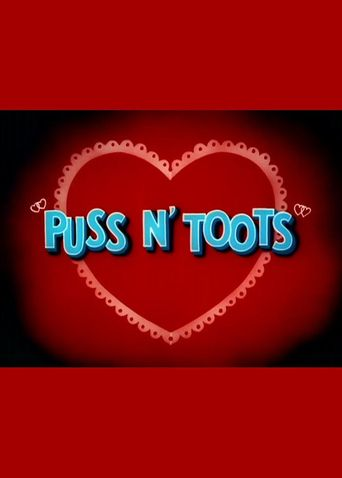Puss n' Toots Poster