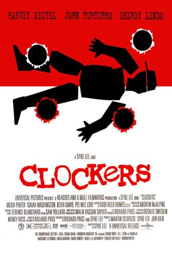 Clockers Poster