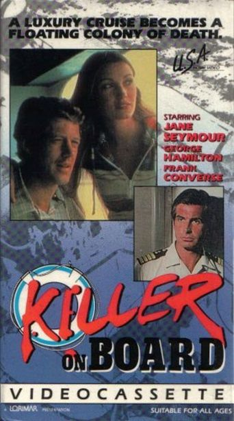 Killer on Board Poster