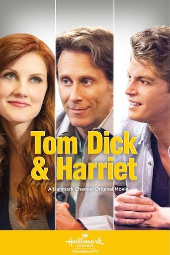 Tom, Dick and Harriet Poster