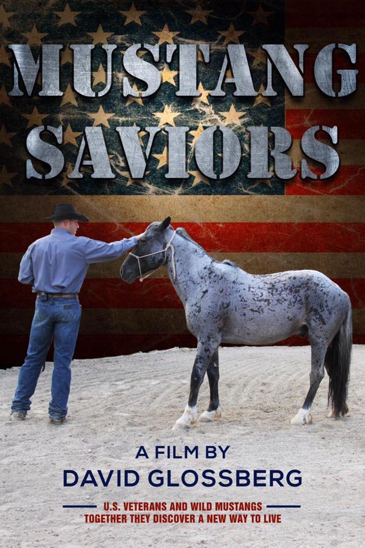 Mustang Saviors Poster