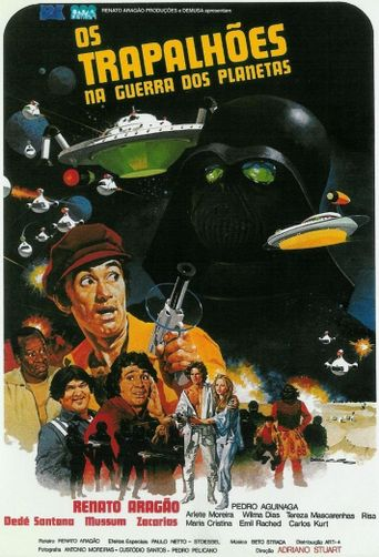 The Bunglers in the Planet Wars Poster