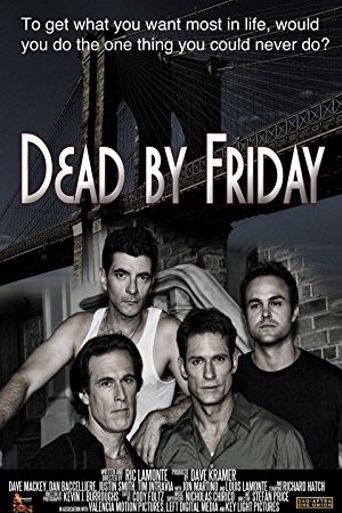 Dead by Friday Poster