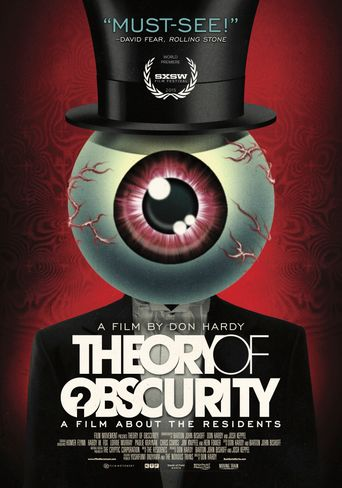 Theory of Obscurity: A Film About the Residents Poster