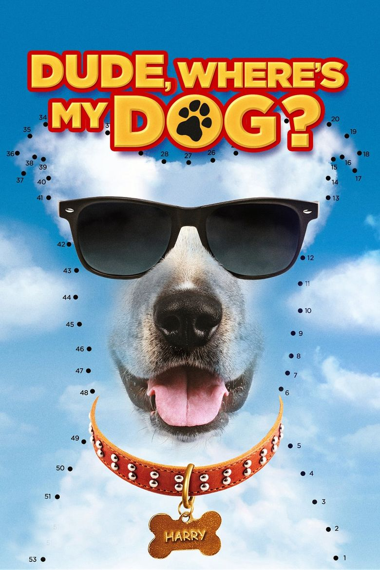 Dude Where's My Dog? Poster