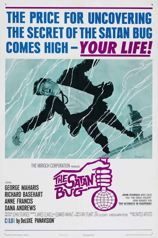 The Satan Bug Poster