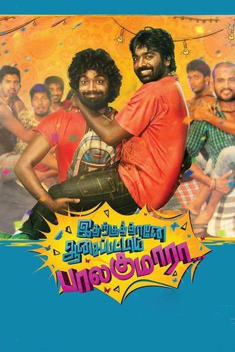 Idharkuthane Aasaipattai Balakumara Poster