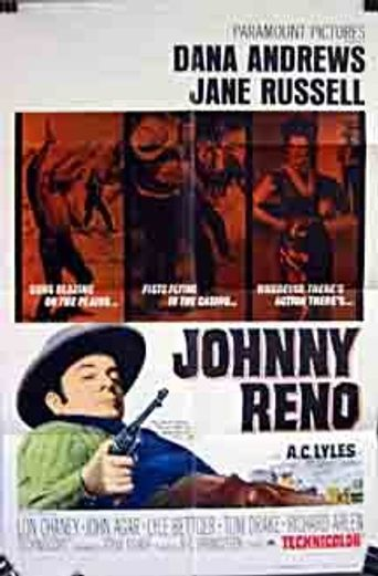 Johnny Reno Poster