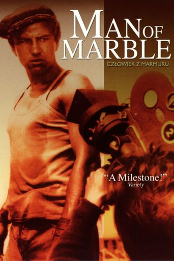 Man of Marble Poster