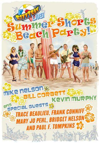 RiffTrax Live: Summer Shorts Beach Party Poster