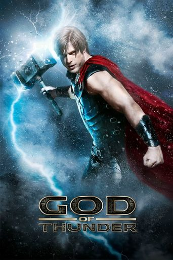 God of Thunder Poster
