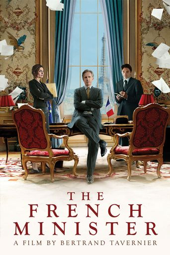 The French Minister Poster
