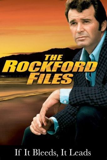 The Rockford Files: If It Bleeds... It Leads Poster
