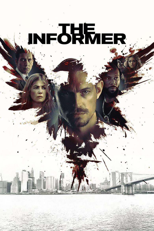 The Informer Poster