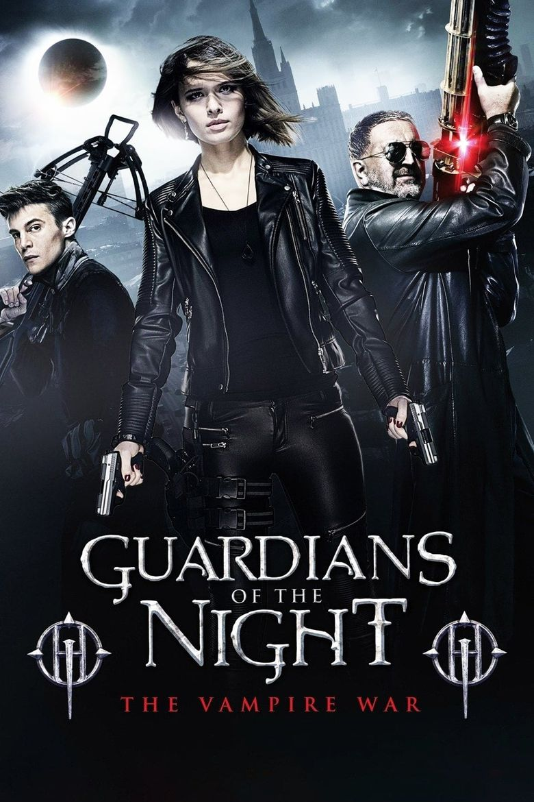 Night Guards Poster