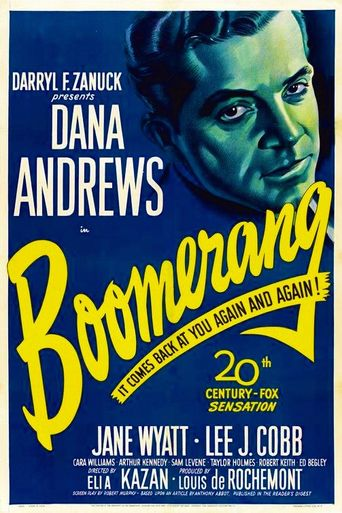 Watch Boomerang!
