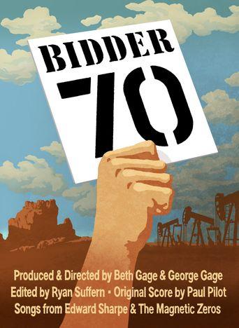 Bidder 70 Poster