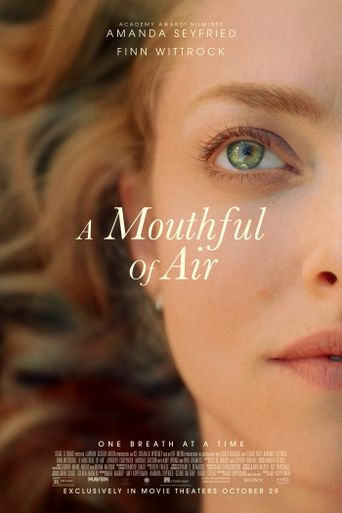 A Mouthful of Air Poster