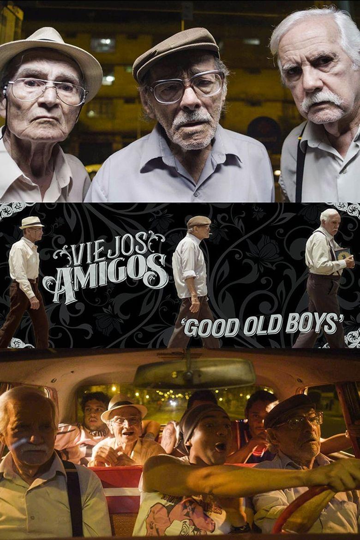 Viejos amigos Poster