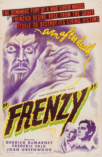 Frenzy Poster