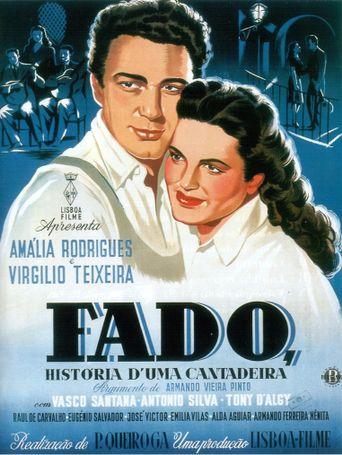 Fado, História d'uma Cantadeira Poster