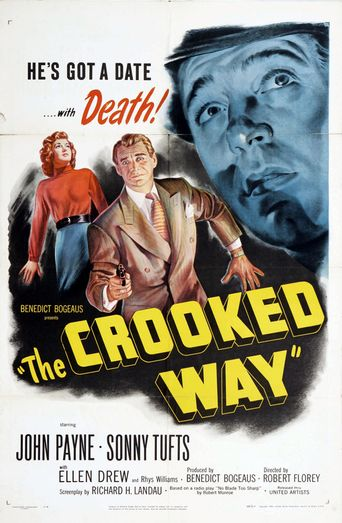The Crooked Way Poster