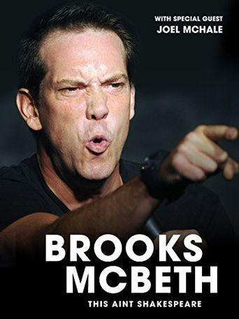 Brooks McBeth: This Ain't Shakespeare Poster
