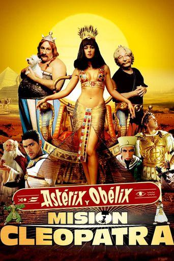 Asterix & Obelix: Mission Cleopatra Poster