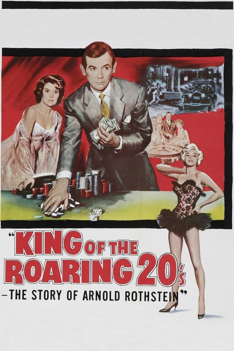 King of the Roaring 20's – The Story of Arnold Rothstein Poster