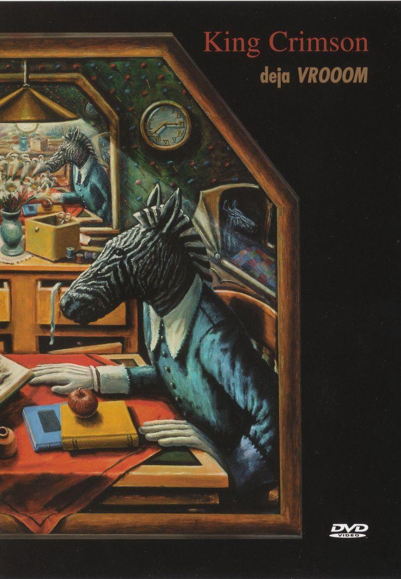 King Crimson - Deja VROOOM Poster