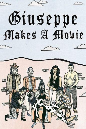 Giuseppe Makes a Movie Poster
