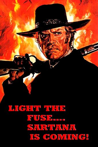 Light the Fuse... Sartana Is Coming Poster