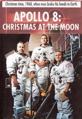 Apollo 8: Christmas at the Moon Poster