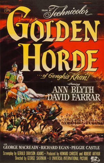 The Golden Horde Poster