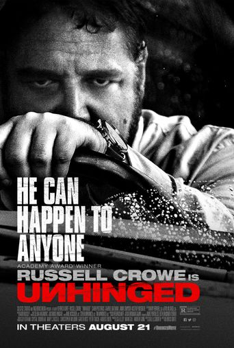 Unhinged Poster