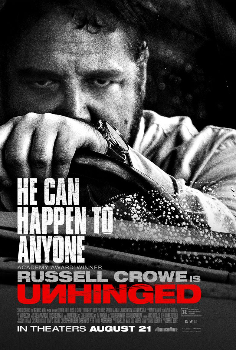 Unhinged 2020 Where To Watch It Streaming Online Reelgood