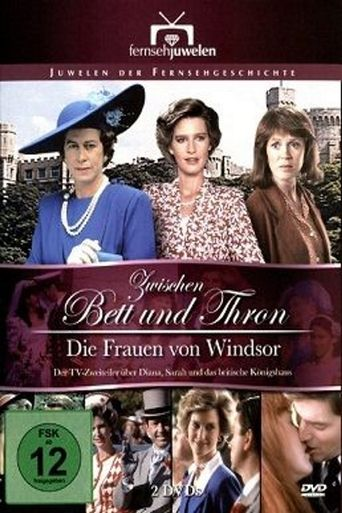 The Women of Windsor Poster