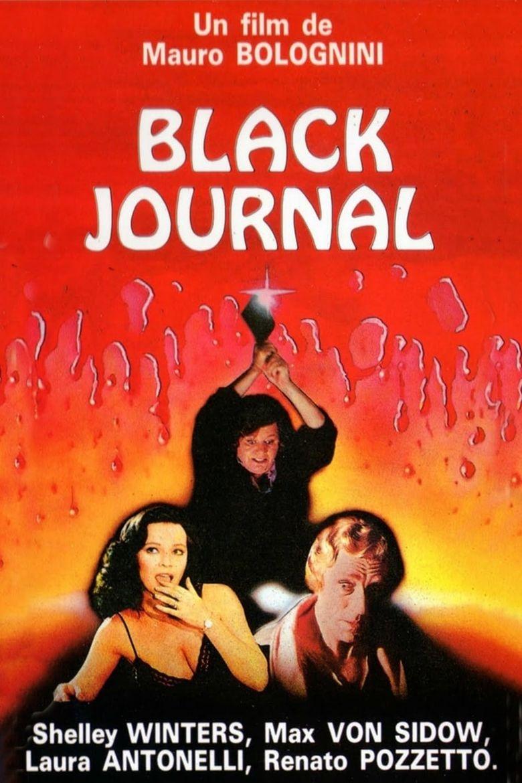 Black Journal Poster